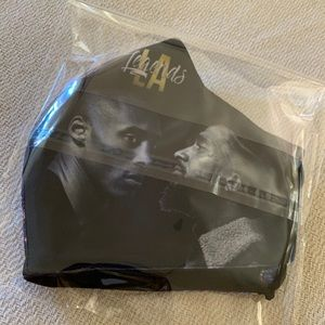 New face mask LA Legends Kobe Nipsey